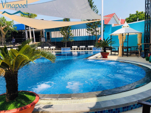 VianPool Swimming Pool Ban Mai Hotel Quang Binh1