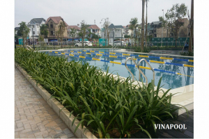 VianPool Nam Phan Floors Swimming Pool