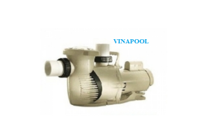 VianPool WhisperFloXF Pumps 3HP