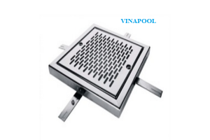 VianPool Bottom water collection cap 00284