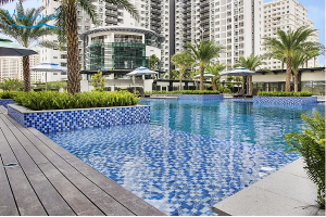VianPool New city residential swimming pool