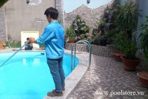 VianPool Pool cleaning services in Da Nang