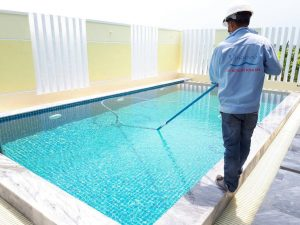 VianPool Pool cleaning services in Nha Trang