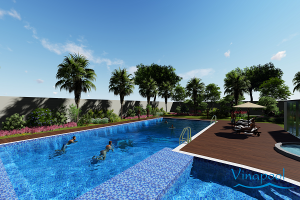 VianPool Design of the family pool