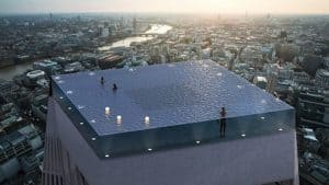 VianPool London to get 'world's first' infinity pool with 360-degree views