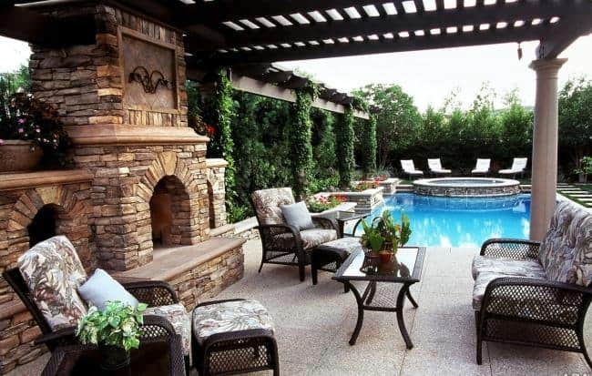 VianPool 100-design-ideas-for-patios-roof-terraces-and-balconies-16