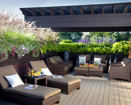 VianPool 65-ideas-of-terraces-beautiful-garden-and-roof-terraces-24