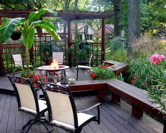 VianPool 65-ideas-of-terraces-beautiful-garden-and-roof-terraces-34