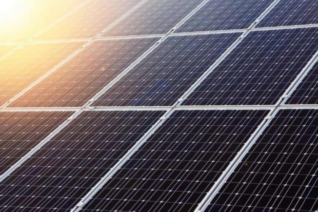 Heating your pool with solar energy