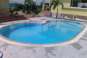VianPool Ham Tan Hotel Pool
