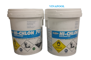 VianPool Chemicals Pool Chlorine 70% Nippon