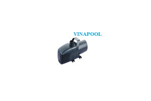 VianPool JAP-10000 FILTER PUMP