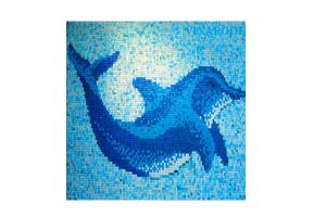 Gạch mosaic tạo hình MU-GMAO1
