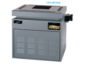 VianPool Lite 2 LD 132 M / J Natural Gas Heater