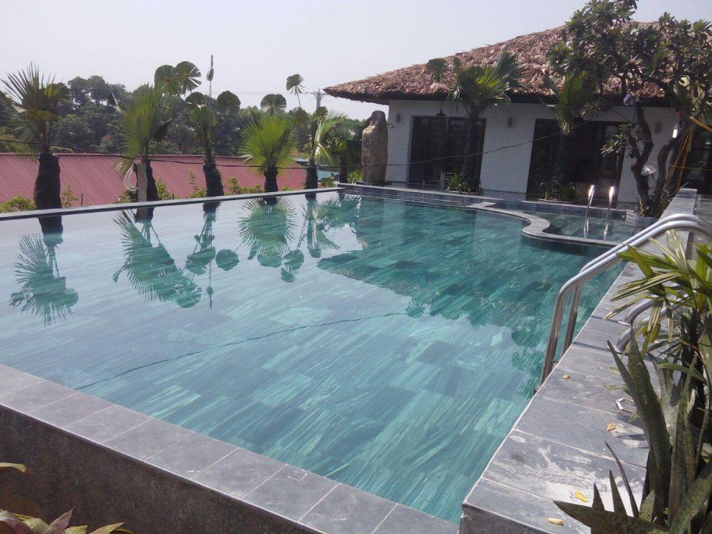 Hồ bơi gia đình  Phú Thọ