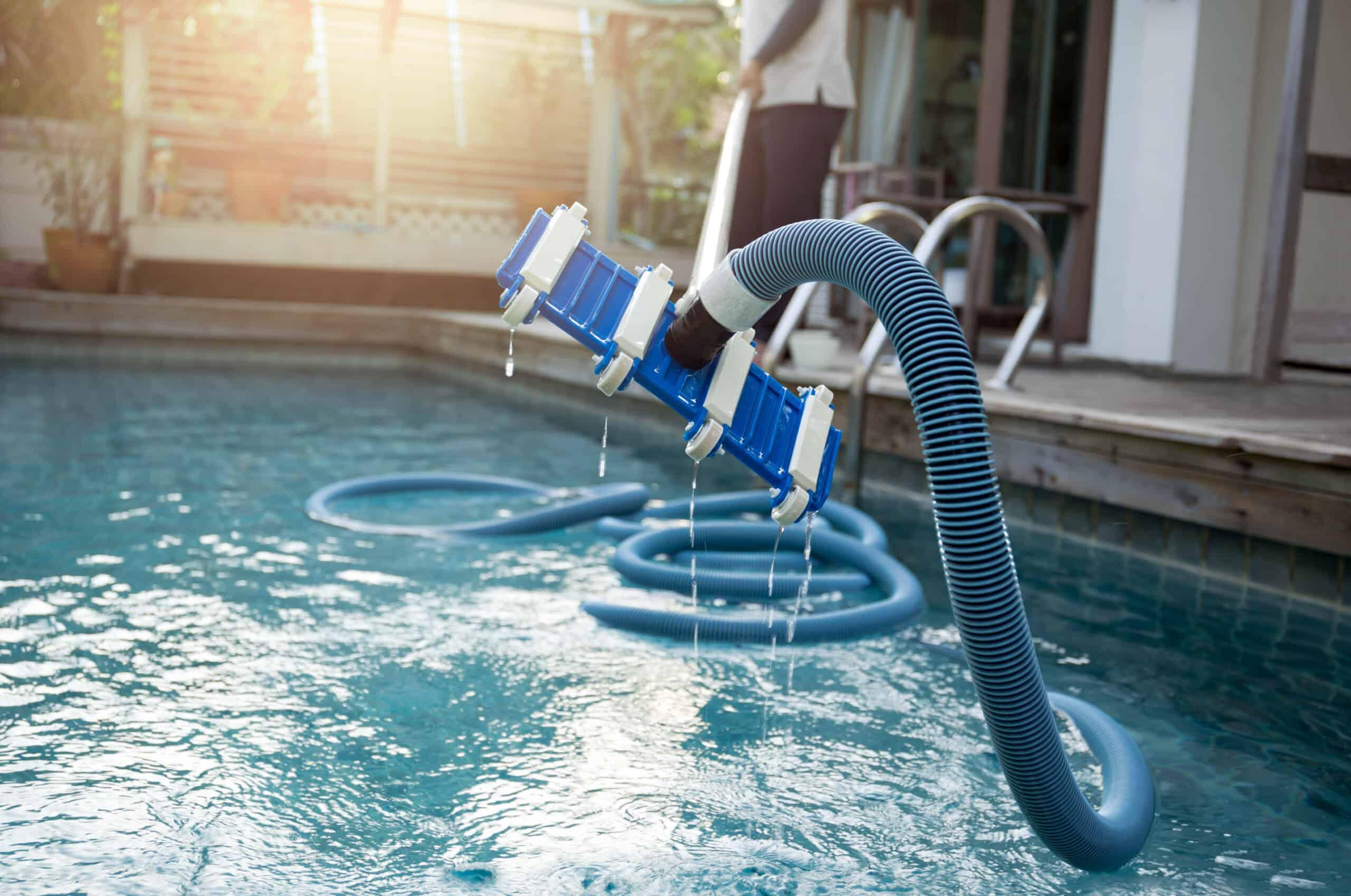 VianPool Cách sử dụng bộ vệ sinh hồ bơi