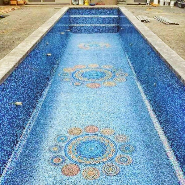 VianPool awesome-pool-tile-ideas-mosaic-patterns