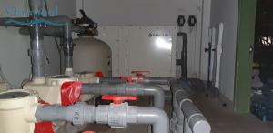 VianPool Lắp đặt máy nước nóng Heater Pump Villa Tulip Q.2