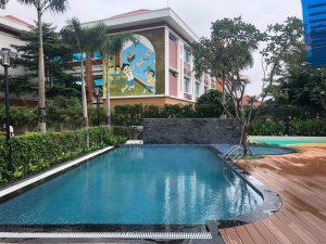 VianPool Hồ bơi Chung Cư IDC Tower Q.12