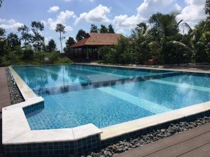VianPool Hồ Bơi Biệt thự Trà Vinh