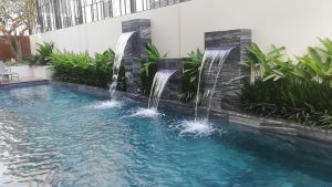 VianPool Supply and Installation Swimming pool  villas