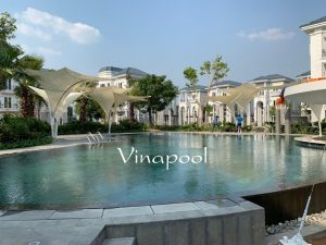 VianPool Hồ bơi CLub House Sol Villas