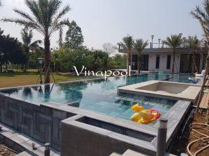 VianPool Hồ Bơi Biệt Thự Riverside Đồng Nai