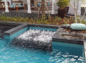 VianPool Hồ Bubble Jacuzzi