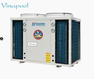 VianPool Máy bơm nhiệt nước nóng hồ bơi model  commercial LWH- sưởi ấm trực tiếp
