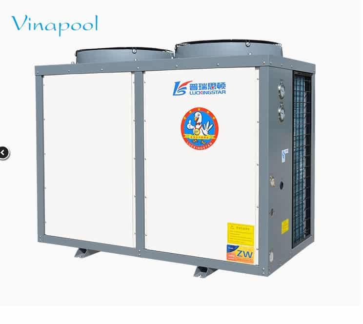 VianPool heater-pump