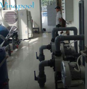 VianPool Hồ thủy lực trị liệu Bệnh Viện 175