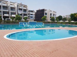 VianPool Hồ bơi Khu dân cư Vạn Phúc