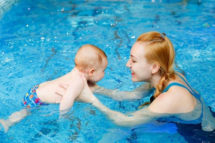 VianPool baby-swimming