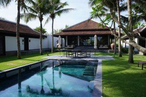 VianPool Cung cấp lắp đặt hệ thống nước nóng hồ bơi - Resort The Nam Hai