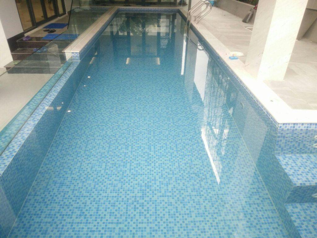 Hồ bơi gia đình - Hệ thống xử lý UV- không dùng hóa chất