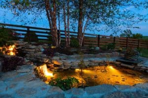 VianPool lighted-pond-2