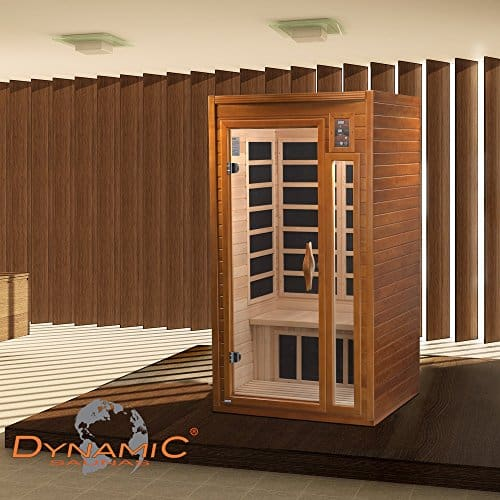 VianPool dynamic-saunas-amz-dyn-6106-01-barcelona-1-2-person-far-infrared-sauna-curbside-shipping