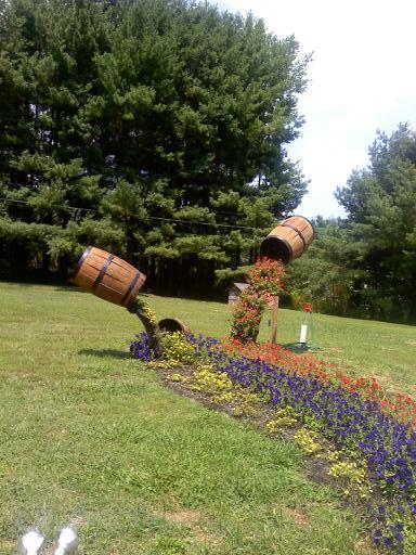 Spilling Flower Pot 5