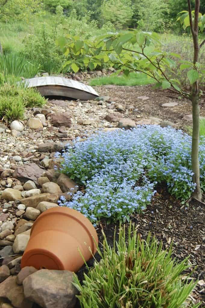Spilling Flower Pots 9