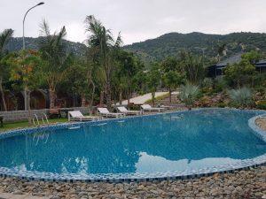 VianPool Cung cấp thi công thiết bị Hồ bơi Home Stay -Ninh Thuận