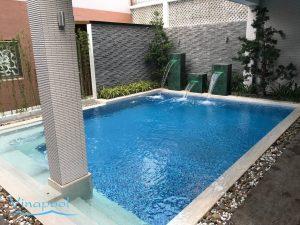 VianPool Thi công hồ bơi Cô Hà - Q.Bình Tân -Tp HCM