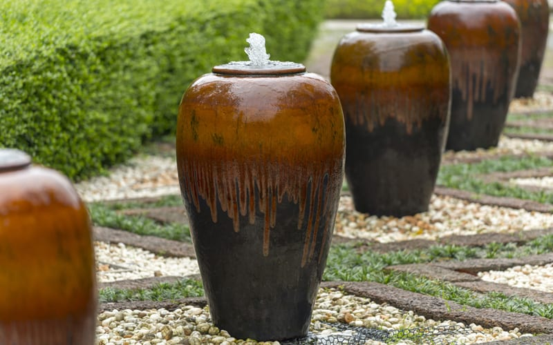 VianPool 15 Unique Garden Water Fountain Design Ideas