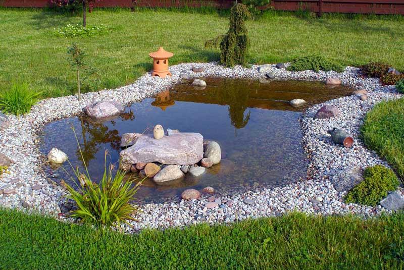 VianPool zen-pond