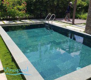 VianPool Cung cấp lắp đặt hệ thống lọc hồ bơi Dự Án X2 Hội An