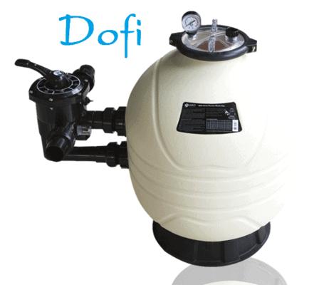 VianPool sand-filter