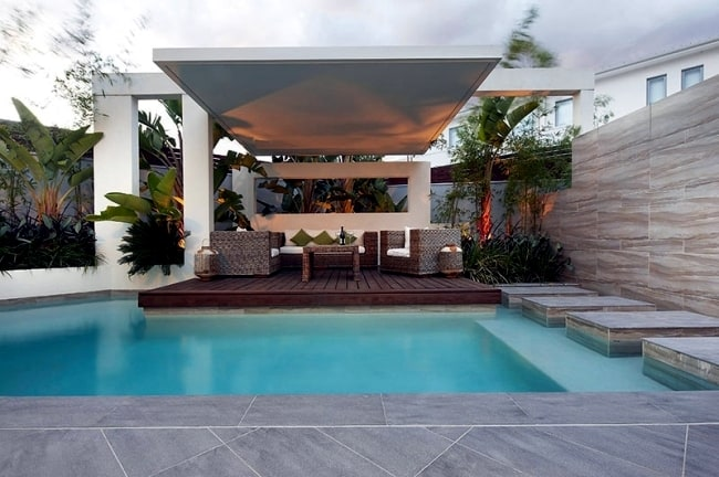 VianPool 100-design-ideas-for-patios-roof-terraces-and-balconies-17