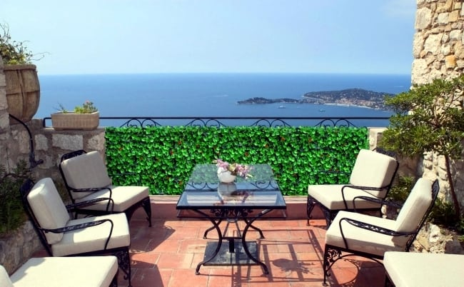 100 design ideas for patios, roof terraces and balconies