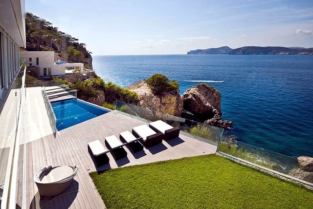 40 ideas for the design of the pool villas inspired by exotic