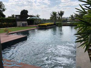 VianPool Thi công hồ bơi Biệt Thự Holm Thảo Điền Q.2 Tp.Hồ Chí Minh