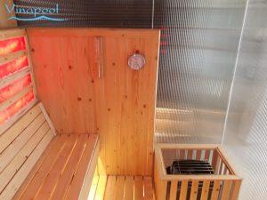 VianPool Thi công phòng xông hơi sauna - Spa Premier village Phú Quốc - SPA
